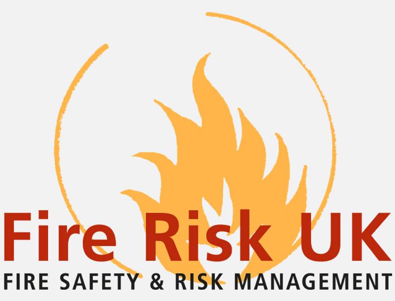 Fire Risk UK logo